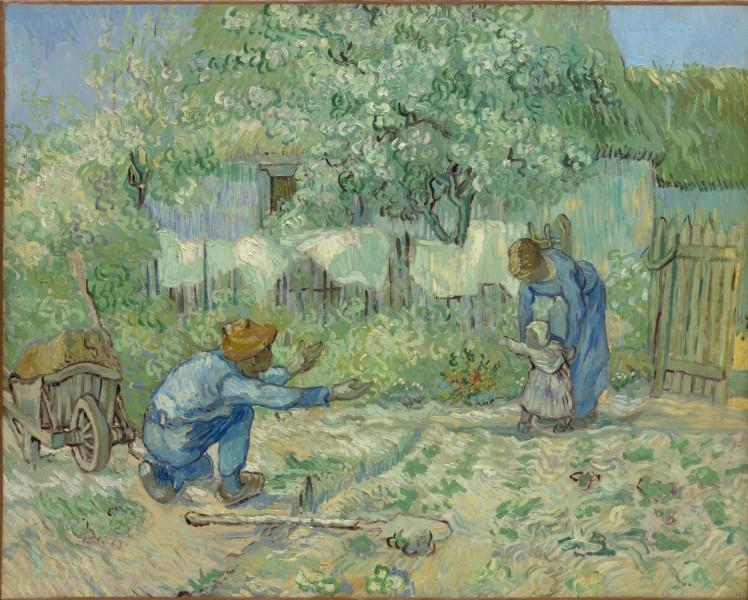 vincent-van-gogh-first-steps-after-millet-1890