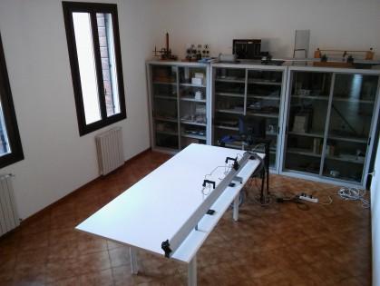 Laboratorio di Fisica Bruni 1